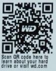 WD30EZRX Green QR-Code