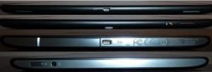 Acer Iconia A700 Anschlüsse
