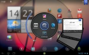 Acer Ring UI
